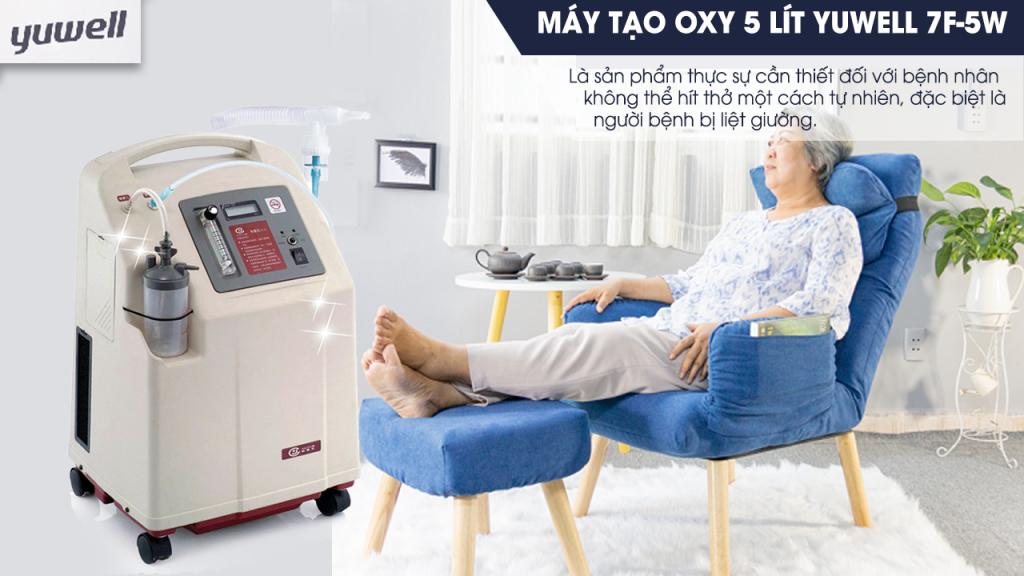 dịch vụ cho thuê máy thở oxy giá rẻ