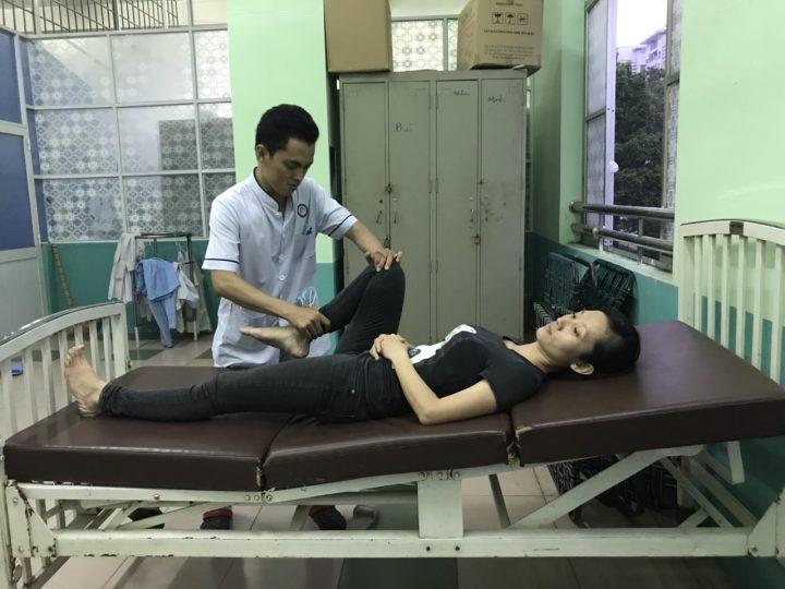 dịch vụ tập vật lý trị liệu tốt nhất tp hồ chí minh